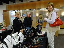 Gifts from the HeART Reception and Holiday Sale Event