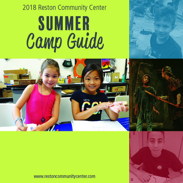 2018 Summer Camp Guide Cove