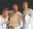 The Reduced Shakespeare Company® - William Shakespeare's Long Lost First Play (abridged)