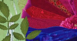 Colors of Life - Fiber Art by Anne Smyers