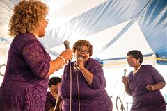 Holiday Gospel Extravaganza with the Legendary Ingramettes