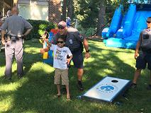 RCC Fun Around Town - National Night Out at Westglade Neighborhood Center