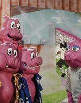 Family Fun Entertainment Series - Blue Sky Puppet Theatre – Yankee Doodle Pigs