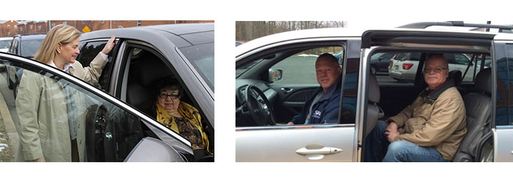 Reston Community Center Rides Drivers and Volunteers