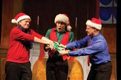 The Reduced Shakespeare Company® - The Ultimate Christmas Show