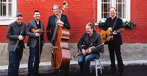 Lúnasa with special guest MALINDA (Canceled)