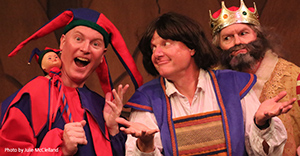 Reduced Shakespeare Company's Hamlet's Big Adventure (a prequel)