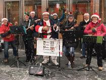 Reston Town Center Holiday Performances – Elizabeth Bishop-mezzo soprano