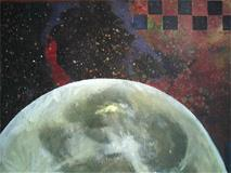 Faux Space – Creations in Acrylic Exhibit
