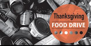 Thanksgiving Food Drive 2018 Volunteer Opportunities