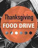 Thanksgiving Food Drive 2014