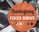 RCC Thanksgiving Food Drive 2019