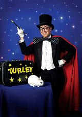 Family Fun Entertainment Series - Turley the Magician