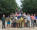 Lunchtime with the Arts at Mason - Mason Tuba/Euphonium Ensemble