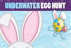 Underwater Egg Hunt